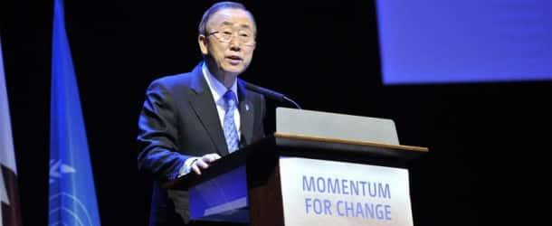 Conférence des Nations Unies : les enjeux climatiques et l'agriculture sujets à controverse