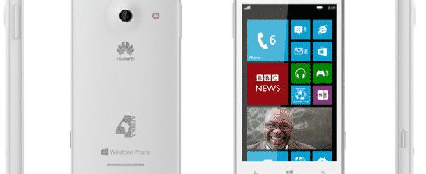 Huawei4Africa : le smartphone pour l'Afrique signé Microsoft