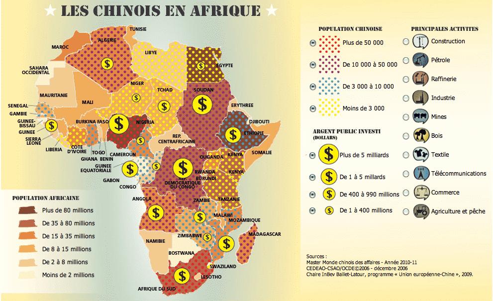 les investissements chinois en afrique opportunit ou menace pour le continent economie. Black Bedroom Furniture Sets. Home Design Ideas