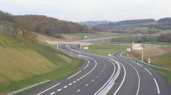 l'autoroute