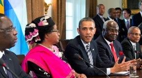 Relation Etats-Unis Afrique sous l'ère Obama : mi-figue, mi-raisin