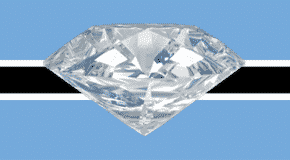 Le Botswana vend ses diamants aux enchères