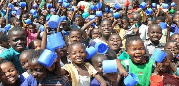 Le développement de soya a l'objectif primordial de réduire la malnutrition chez les enfants de moins de cinq ans