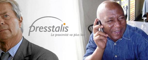Cameroun : Bataille entre Bertrand Téyou et Presstalis, Bolloré en toile de fond