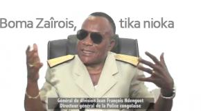 Jean-François Ndenguet réveille les vieux démons du Congo