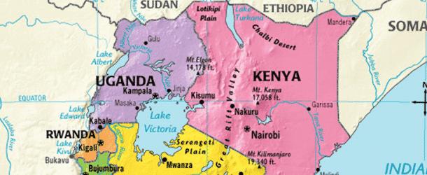 Interconnexion pétrolière entre le Kenya, l'Ouganda et le Rwanda