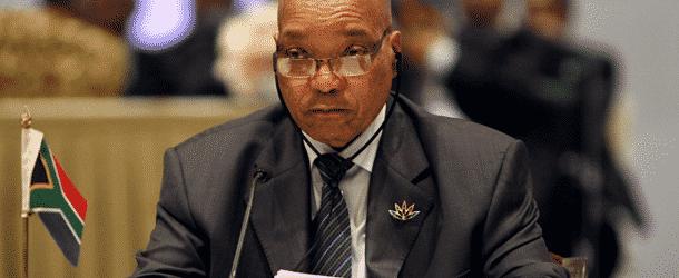 Elections 2014 en Afrique du Sud : Jacob Zuma contesté