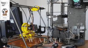 La première imprimante 3D « Made in Africa »