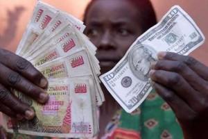 Zimbabwe-monnaie