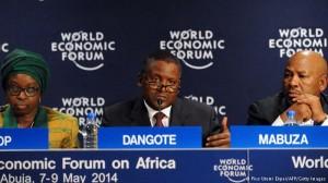 Sommet économique mondial d'Abuja