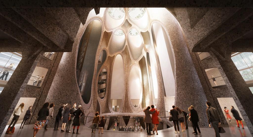 Musée d'art contemporain d'Afrique Zeitz