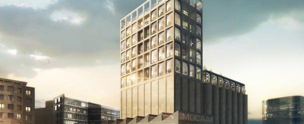 Au Cap, des silos transformés en lieux d'art  contemporain