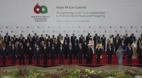 Asie-Afrique 2015 : un sommet pour construire un futur en commun