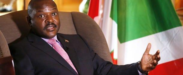 Pierre Nkurunziza au cœur d'une grave crise politique