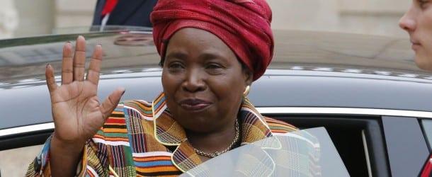 Portrait de la personnalité sud-africaine de l'année 2015