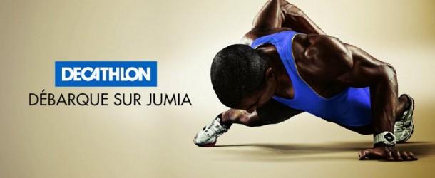 Décathlon arrive en Côte d'Ivoire sur le site d'e-commerce Jumia