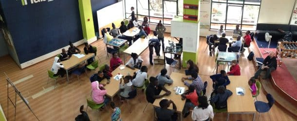 iHub, symbole de l'explosion technologique kényane
