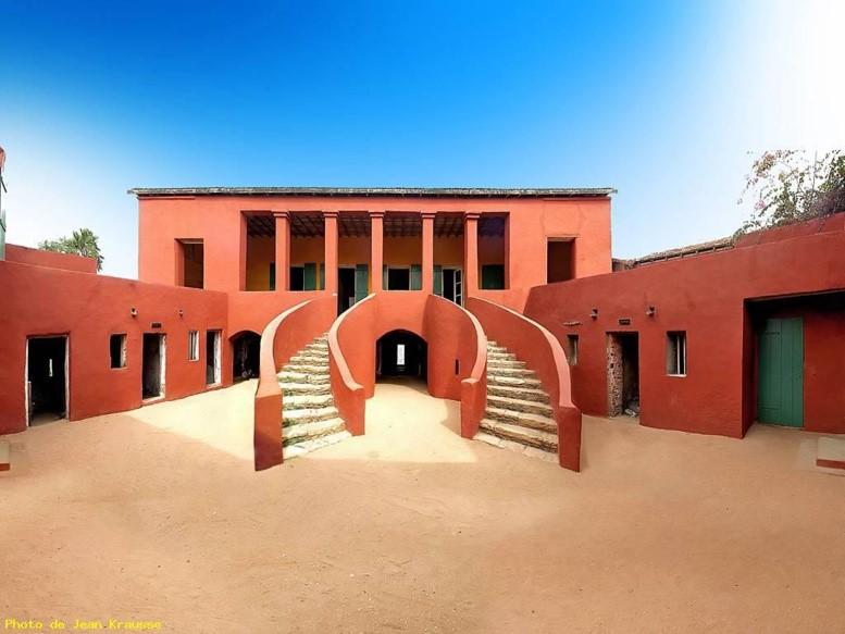 tourisme de mémoire Gorée