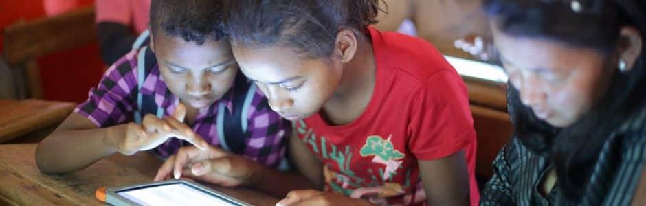 Le potentiel des outils numériques au service du système éducatif africain