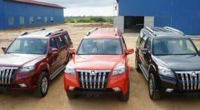 Kantanka : automobile made in Ghana