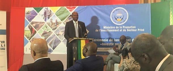 Le Mali investit dans son futur économique