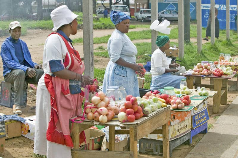 economie informelle afrique