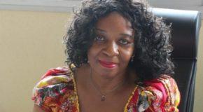 Catherine Bilong à l'Académie nationale de pharmacie, une première pour l'Afrique centrale