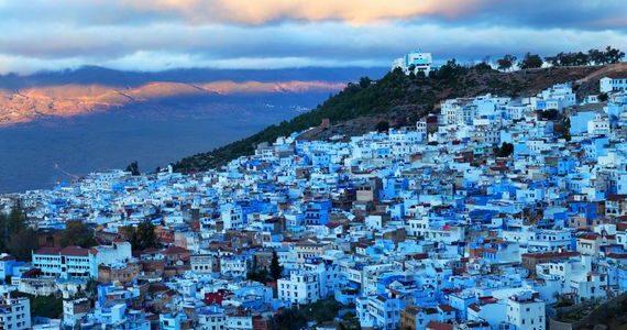 Chefchaouen : la ville bleue mise sur le vert