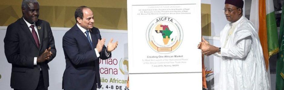 Les pays d'Afrique signent l'accord historique du ZLEC
