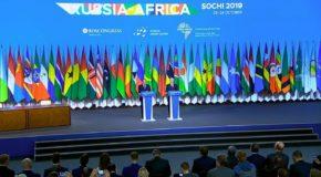 Sommet de Sotchi : la Russie peut-elle devenir un acteur majeur en Afrique ?