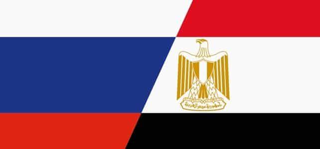 La Russie et l'Égypte, partenaires commerciaux particuliers